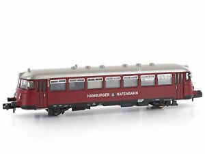 MU N-T27002 - Schienenbus MAN HPA Hamburger Hafenbahn Ep.V-VI - Spur N - NEU