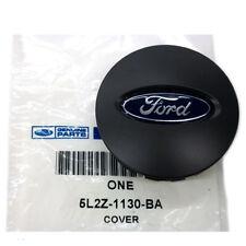 "Ford Edge Ranger Fusion Explorer 18"" Black Wheel Hub Center Cap OEM 5L2Z-1130-BA"