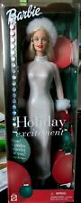 HOLIDAY EXCITEMENT BARBIE  -  2001 model  29203 - NRFB