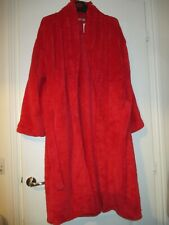 Marks & Spencer Luxury Bath Robe Size 12 / 14 Housecoat Dressing Gown comfy NEW