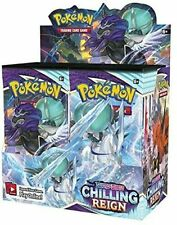 Chilling Reign 36 ct. Booster Box Sword & Shield Pokemon TCG NEW SEALED 6/18