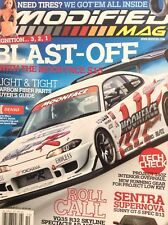 Modified Mag Magazine Moon Face S15 & Carbon Fiber October 2006 020518nonrh