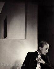 1956/83 Vintage 8x10 GEORGIA O'KEEFFE Artist Painting Photo Art By YOUSUF KARSH
