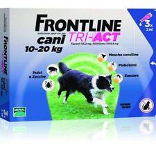 Frontline TRI-ACT Chiens 10/20 kg ANTI puces tiques et les mouches de sable