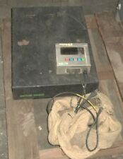METTLER TOLEDO FLOOR SCALE 140KG 300LB B13906300A W/ 8510 DIGITAL DISPLAY  (49)