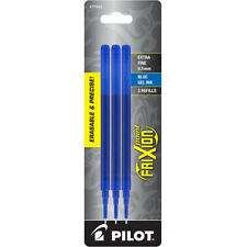 Pilot Frixion Point Gel Ink Refills Extra Fine Point 05mm Blue Ink 3 Pack