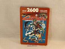 CROSSBOW - ATARI 2600 VCS - VIDEOGIOCO VINTAGE ANNI 80 - COMPLETO