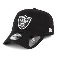 New Era 9TWENTY NFL Oakland Raiders Curved Peak Washed Effect Adjustable Cap