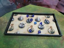 Lord of the Rings The Hobbit Characters in Rings Dice Tray, Gaming Tray