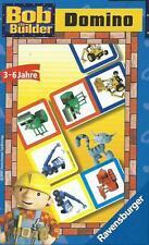 Bob der Baumeister Domino Spiel für 2 - 6 Spieler Alter 3 - 6