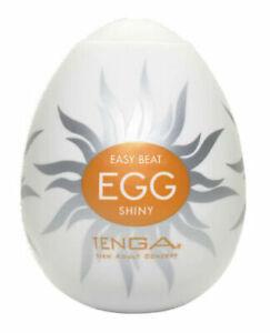 NEW TENGA Egg Shiny