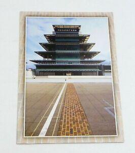 INDIANAPOLIS MOTOR SPEEDWAY PAGODA Postcard