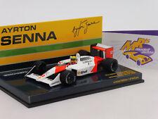 "Minichamps 547884412 # McLaren Honda MP4 "" A. Senna Winner British GP "" 1:43 NEU"