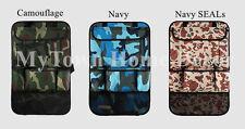 Heavy Duty Car Seat Back Organizer iPad Holder Bag Storage New Camouflage Design