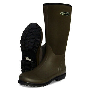 Dirt Boot® Neoprene Wellington Muck Boot Mens Womens Various Sizes