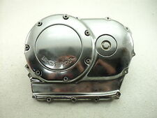 Honda Shadow Sabre VT1100 VT 1100 #6136 Chrome Engine Side / Clutch Cover (C)
