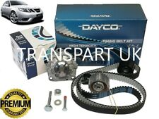 SAAB 9-3 93 TTID 1.9 16V DIESEL 160BHP 180BHP TIMING BELT CAM KIT WATER PUMP