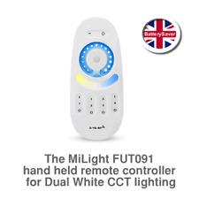 Milight FUT091 Dual White CCT Hand Held Remote Controller