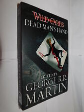 Wild Cards Dead Man's Hand George R.R. Martin (Game of Thrones) John J. Miller