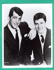 DEAN MARTIN JERRY LEWIS Actors Movie Stars Promo Vintage Photo 8x10