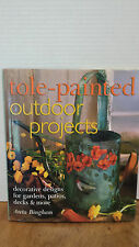 Tole-painting outdoor projects, Areta Bingham, Arts painting