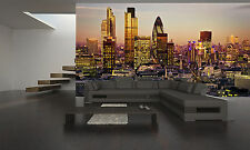 City of London Wall Mural Photo Wallpaper GIANT DECOR Paper Poster Free Paste