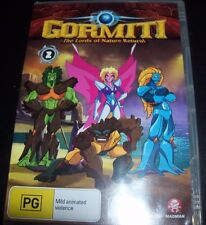 Gormitti The Lords of Nature Series 2 (Australia Region 4) DVD – New
