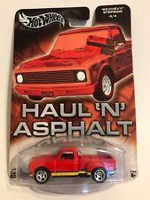 Hot Wheels Haul'n Asphalt 1969 Custom Chevy Step-side