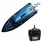 Skytech H100 Remote Control 180° Flip 20KM/H High Speed Electric RC Boat US G7Y7