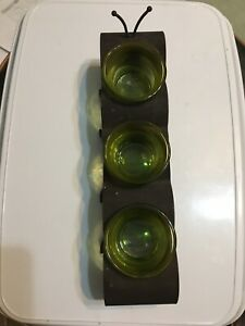 Partylite Caterpiller Candle Holder