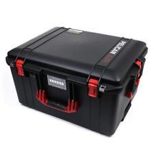 Black & Red Pelican 1607 Air case with foam.