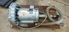 Gast Regenair Vacuum Pump For Cutting Table