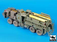 Black Dog 1/35 M1142 TFFT Fire Truck Conversion (for Italeri M977 HEMTT) T35136