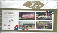 GB-PRESENTATION Pack - 2012-OLIMPICO / Paraolimpiadi-Ricordi di Londra