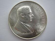 Sudafrica 1967 Plata 1 Rand.