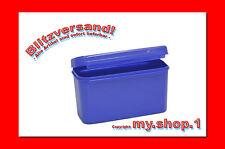 ★★★my.shop.1-1★★★ Tupperware® Bellevue 2,6 L. BLAU große Universal-Box NEU+OVP