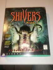 Shivers Two: Harvest Of Souls PC Big Box Game Sound track included