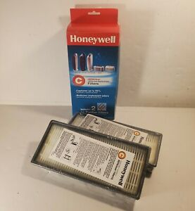 Honeywell Type C Air Purifier Filters HEPAClean Replacement HRF-C2 (2 Pack)