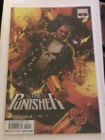 THE PUNISHER #1 SZYMON KUDRANSKI VARIANT COVER second printing exclusive 2018