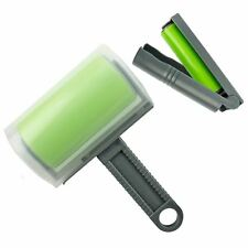 JML Large Fast Fit Sticky Roller Lint Fluff Pet Hair Remover Mini Travel Roller