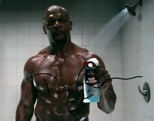 Terry Crews Old Spice Shirtless Hand Signed 8x10 Autographed Photo COA