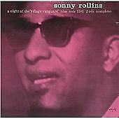 Sonny Rollins - A Night at the Village Vanguard *like new* CD