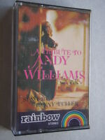 A Tribute To Andy Williams Sung By Danny Fuller Tape Cassette