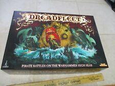 Dreadfleet Pirate Battles Warhammer Games Workshop Citadel New Painted RPG