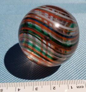 Josephs Coat Swirl marble English style  35 mm MINT