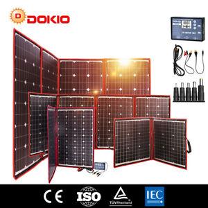 100w 200w 300w 12v tragbare Solarmodul Solarpanel für Telefon/Camping/Wohnwagen