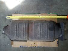 Full high quality catalytic converter for scrap platinum Gm 25165291, 2618A9