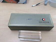 vintage rare antique NOS Balance rollerball pen W/ box gold clip and trim