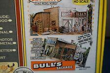 Bar Mills Bull's Salvage HO Kit 0452