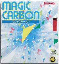 Nittaku Magic Carbon 2,0mm rot  NEU / OVP